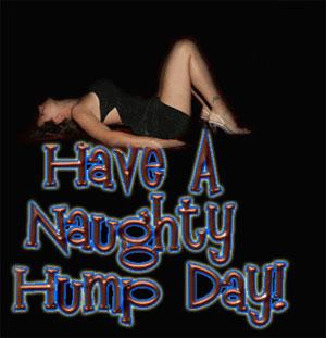 Naughty happy hump day pictures
